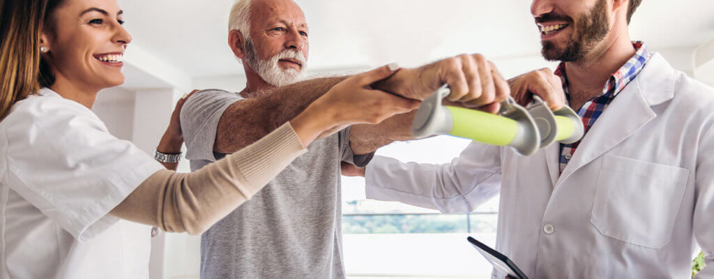 recover quicker with physical therapy treatments