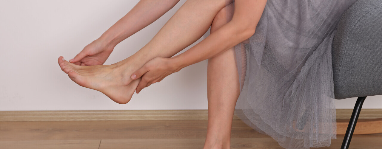 Physical Therapy Can Help With Flat Feet!
